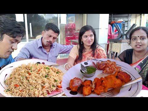 grand-eating-show---mintu-da-samrat-indrani-&-mamata---fried-rice-with-paneer-masala---chicken-kasha