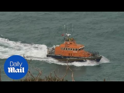Alderney lifeboat searches for missing plane carrying footballer