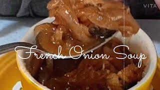 [프랑스에서 배웠던 요리 #5] 프렌치 어니언 수프 F…