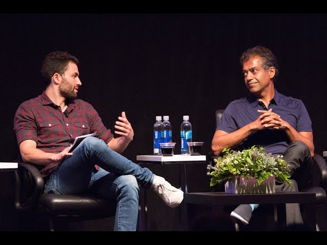 A Conversation with Naval Ravikant and Ryan Shea | Blockstack Summit 2017