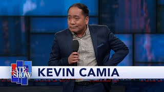 Kevin Camia Performs Stand-Up