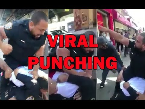 Viral NYPD Punching Video: Use Of Force Is Never Pretty - LEO Round Table episode 402