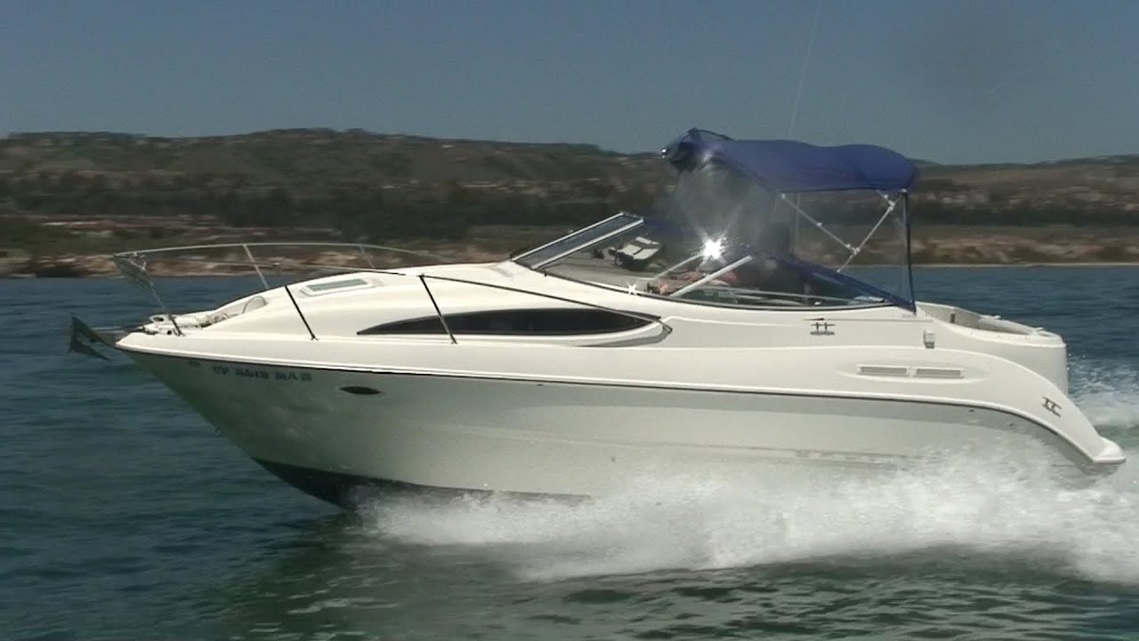 Bayliner 265 On The Water By South Mountain Yachts 949