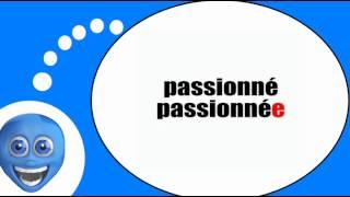 Французского видео урок = Женское прилагательных с =е=