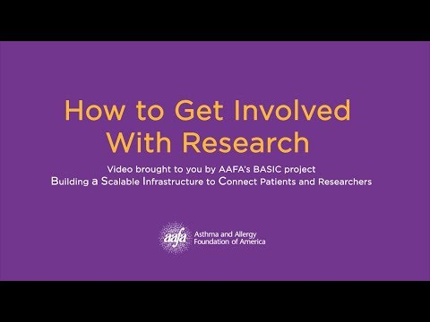 How to Get Involved With Research