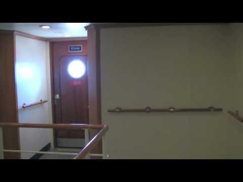 Disney Cruise SECRET Deck!