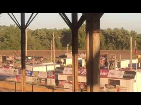 7W Purestock Feature 6-10-17 Viking Speedway Part 1