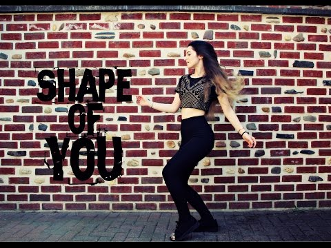Dance on: Shape of You | Ed Sheeran | by Elif Khan