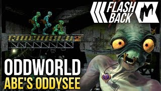 Игромания-Flashback Oddworld Abe s Oddysee
