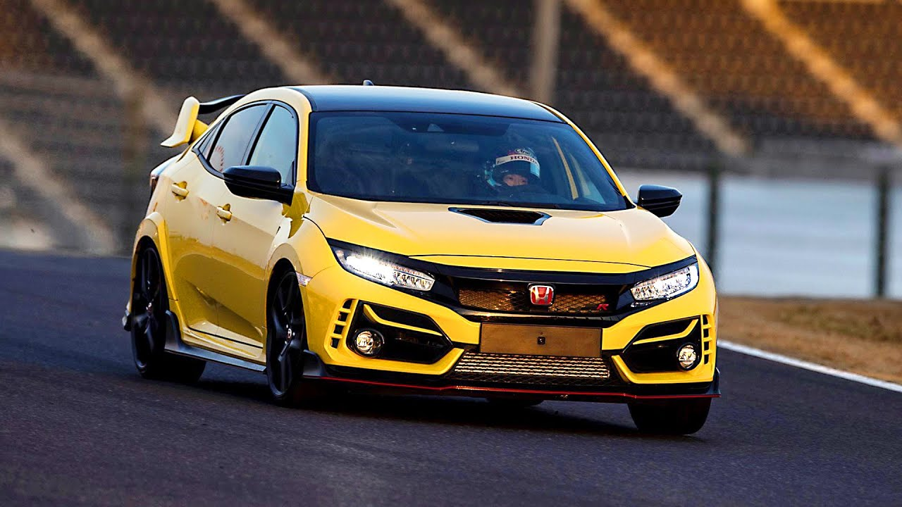 2021 Honda Civic Type R Price and Review