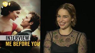 Me Before You - Interview - Emilia Clarke + Thea Sharrock + Jojo Moyes - Pathé