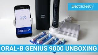 Oral-B Genius 9000 Unboxing