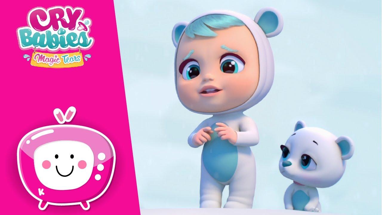 ❄️ Karlı Bir Gün ❄️ CRY BABIES 💧 MAGIC TEARS 💕 Yeni Bölüm 🌈 TÜRKÇE Çizgi Film