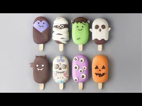 8 Halloween Popsicle Recipes | Yummy + Healthy Desserts \u0026 Treats | Naturally Jo