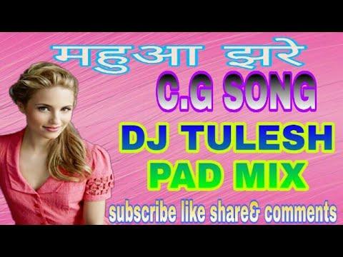 Mahuaa jhare c.g benjo song pad mix dj Tulesh kurrey