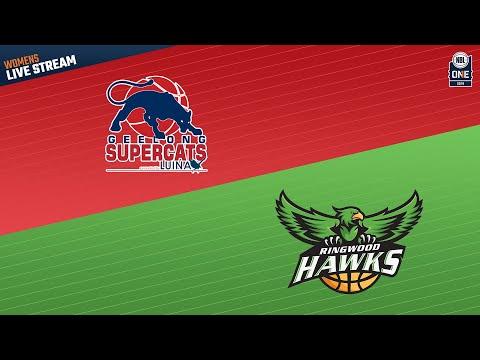 NBL1 Women Finals | Geelong vs Ringwood