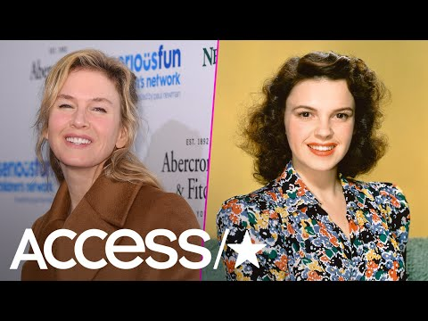Renée Zellweger Channels Judy Garland In First Photo From Upcoming Biopic  Access