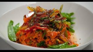 Острая морковь по-мексикански | 7 нот вегетарианской кухни