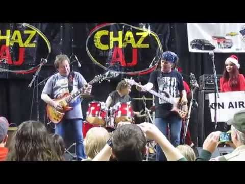 "Rick Derringer - ""Frankenstein"" - WPLR Toy Drive - December 05, 2014"