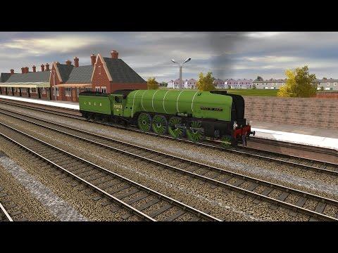 Trainz A New Era [ DLS Add-On ] - LNER P2 Prince of Wales |
