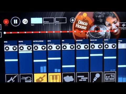 DISCO HOUSE- Music Maker Jam - COOL LOOPS