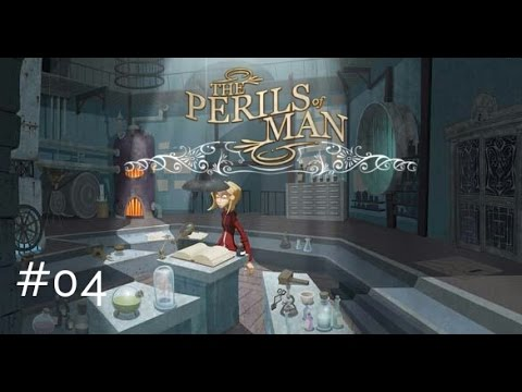 The Perils of Man - Das Labor - Let's Play Deutsch / German #04