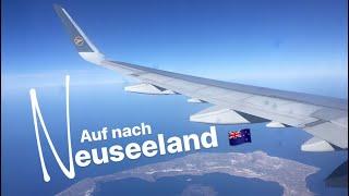 Unsere ersten Tage in Neuseeland | Work&Travel