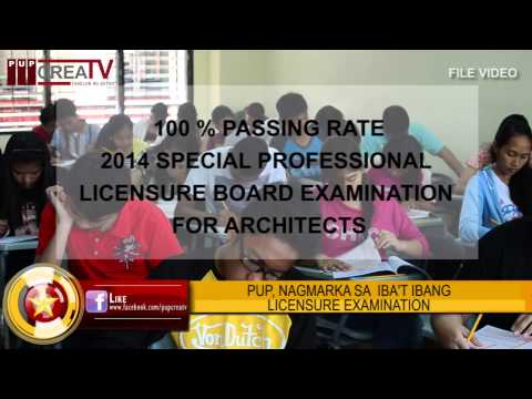 The Observer Flash Online: Licensure Examinations