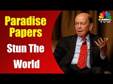 Paradise Papers Stun The World | Offshore Secrets Revealed | CNBC TV18