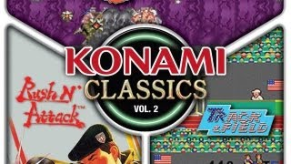 CGR Undertow - KONAMI CLASSICS VOL. 2 review for Xbox 360
