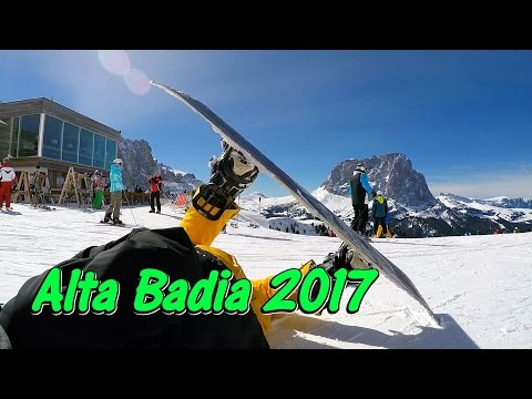 ALTA BADIA 2017 Ski Edit Gopro (Full HD)