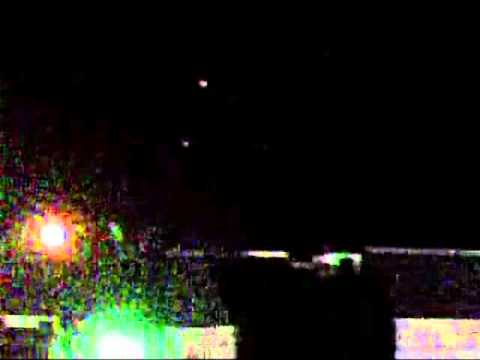 UFO lights over Cleveland, Tennessee 21-Aug-2010