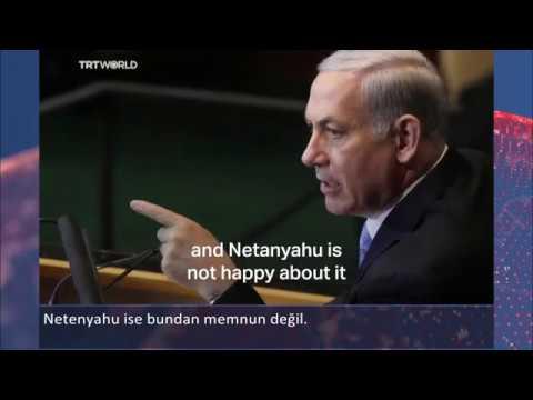 İsrail BM'den memnun değil