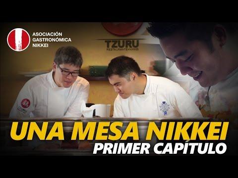 Una Mesa Nikkei   Ep1   TZURU