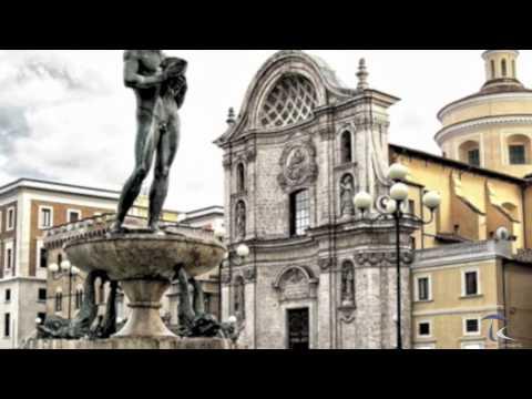 L'Aquila - Italia - Prima e dopo il terremoto