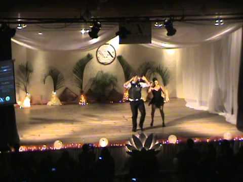 Salsa estilo casino (grupo invitado en Show demostrativo de Danza Árabe)