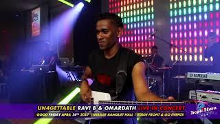 Ravie B Live at Unforgettable Toronto 2017