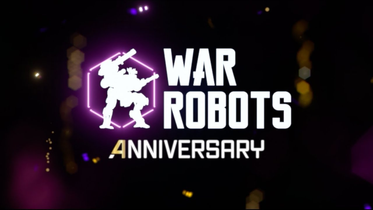 War Robots is 4 years old!