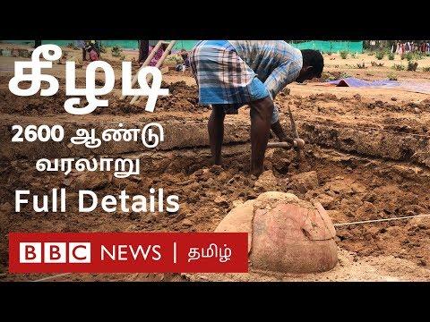 Keezhadi excavation findings - full details   கீழடி இந்திய வரலாற்றையே  திருத்தி எழுதுமா?   Keeladi