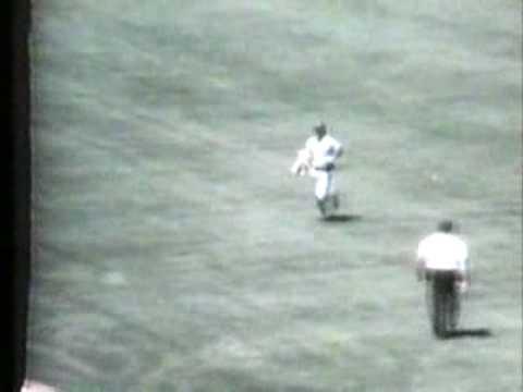 The Greatest Play In Baseball - Rick Monday Saves U.S. Flag