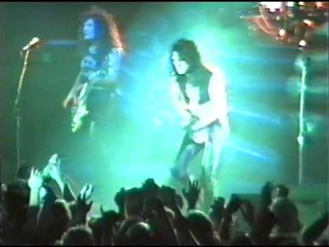 Alice Cooper: live in Lund, SWE 1991