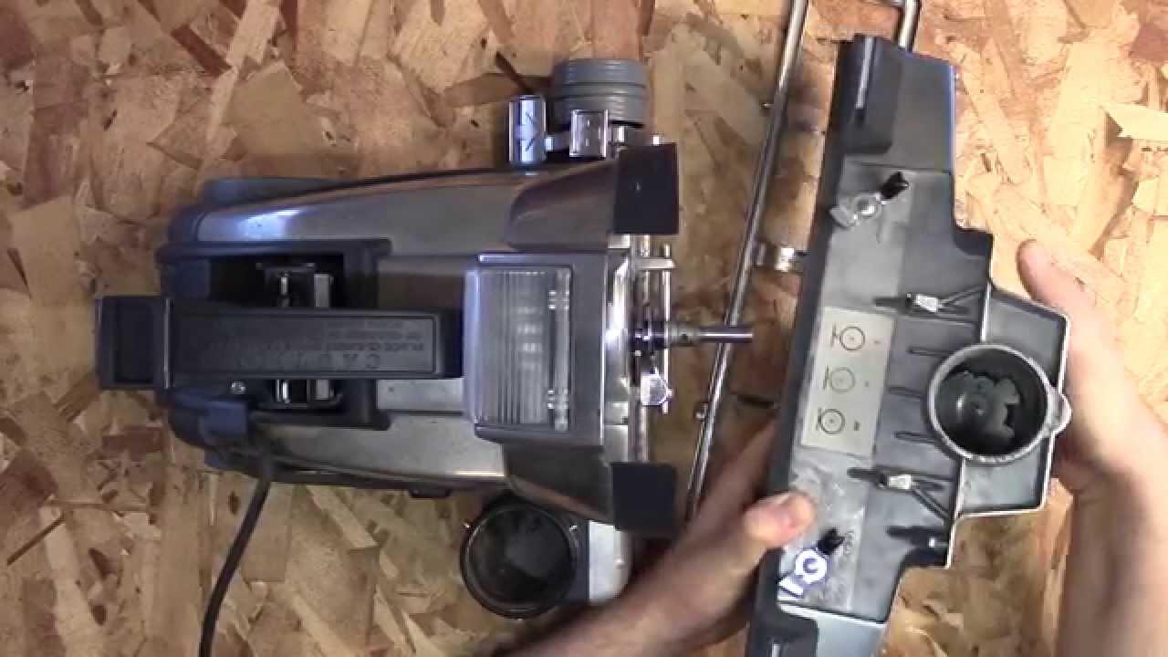how to take apart a kirby vacuum complete teardown [ 1280 x 720 Pixel ]