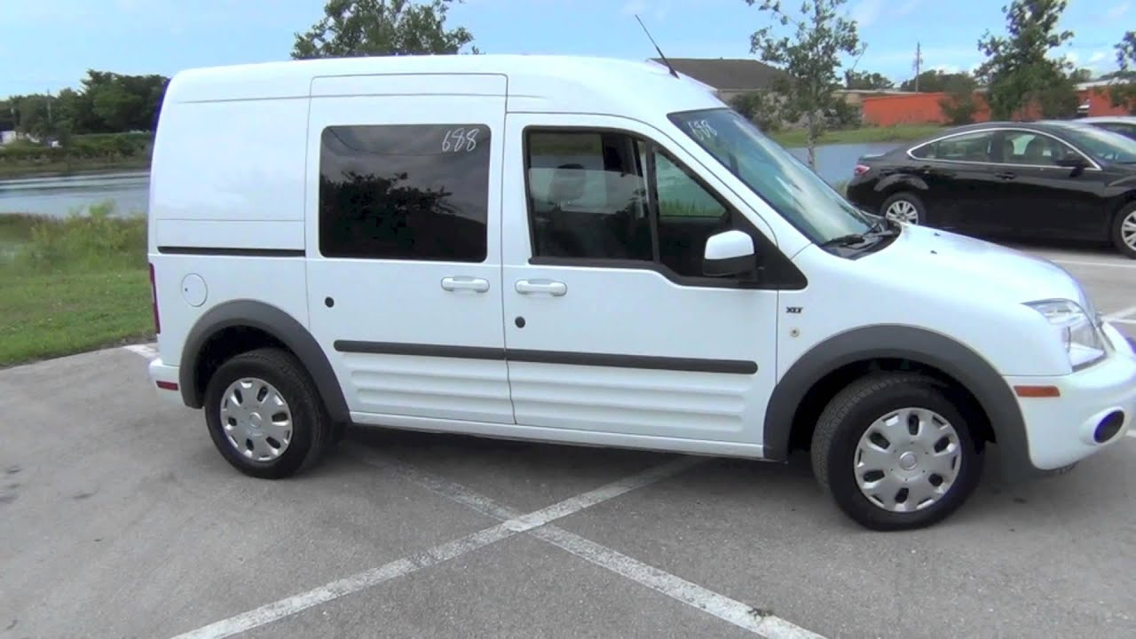 2012 Ford Transit White Used Cars at Naples Dodge Chrysler Jeep near