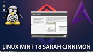 Linux Mint 18 Sarah   Installation & Aperçu