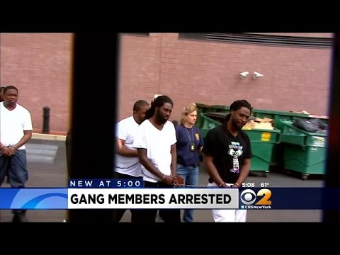 Feds Bust Gang Members Setting Up Shop In New Jersey