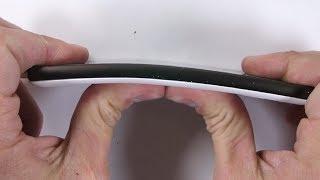 Краш тест Nokia 2 огнем и колющими и режущими инструментами gadget x
