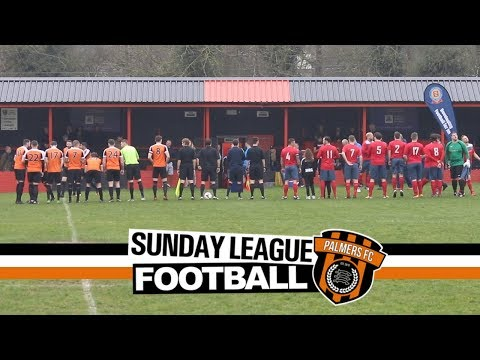 Sunday League Football - THE ESSEX CUP FINAL