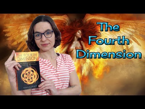 Book Vlog (The Fourth Dimension: Sacred Geometry, Alchemy, and Mathematics)