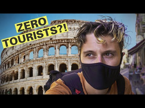 Travelling to Italy during a Pandemic. Why Italy needs tourists.