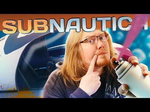 Subnautica #15 - PIMP MY RIDE